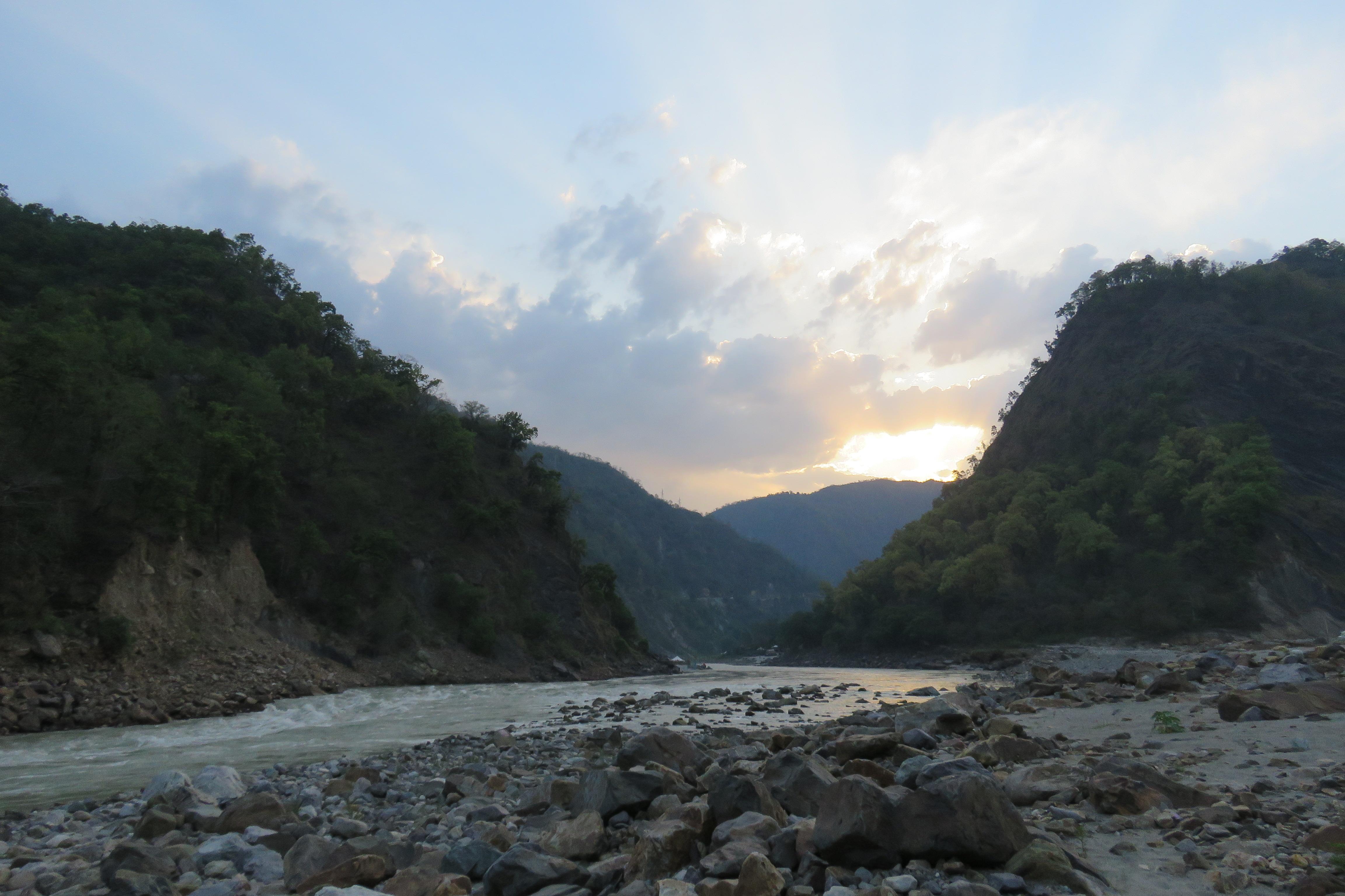 Ganga Rishikesh India