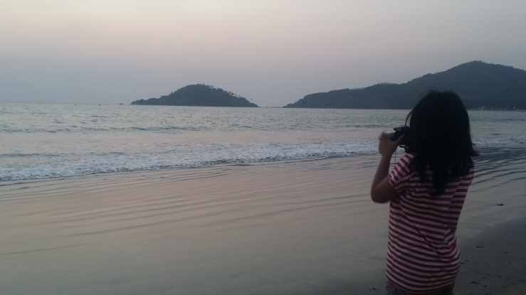 Palolem Beach Canacona South Goa