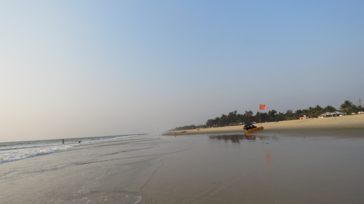 Mobor Beach South Goa