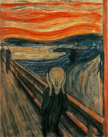 The-Scream-Painting