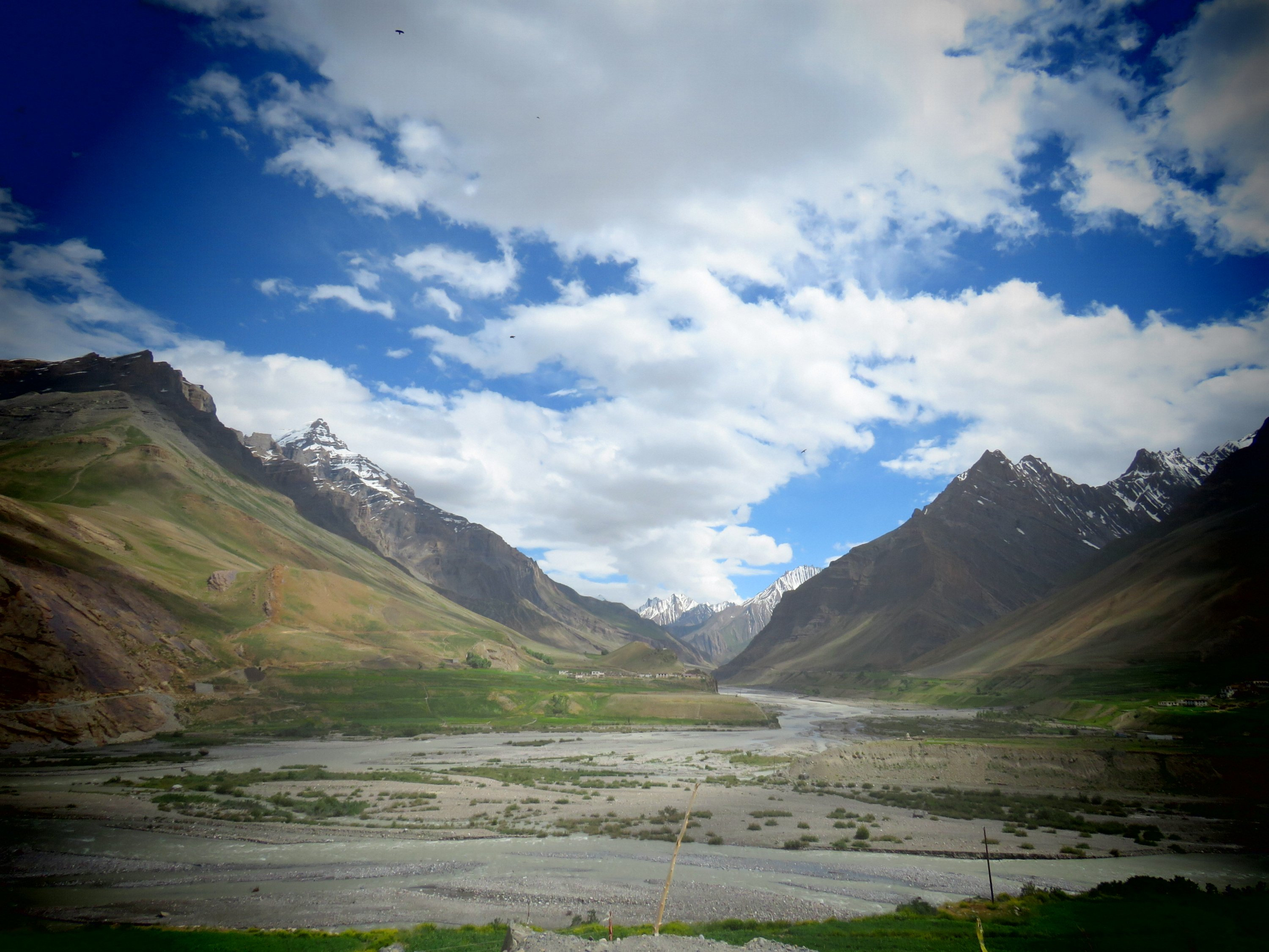 Pin Valley view spiti