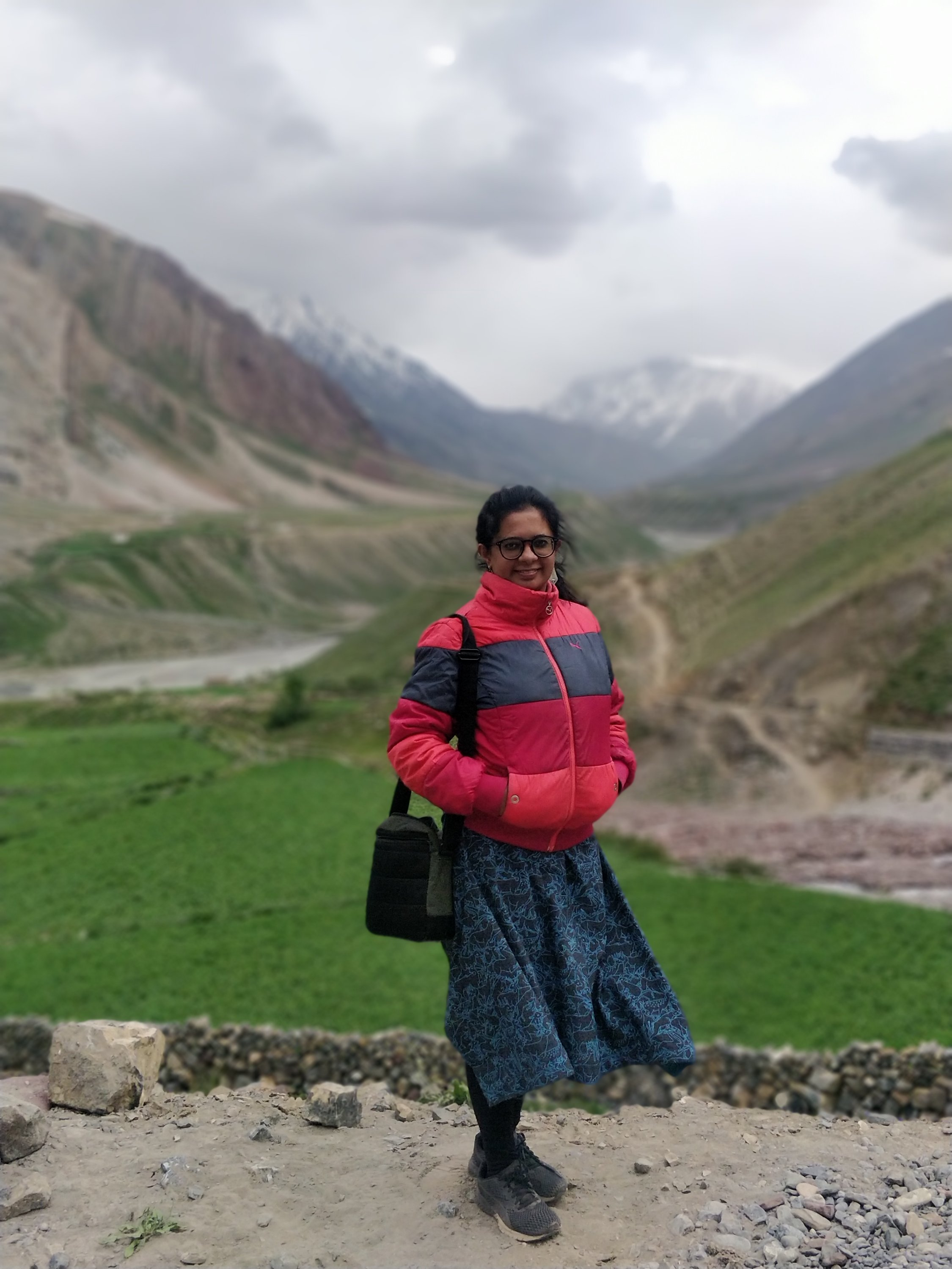 The Himalayas, Lahaul and Spiti
