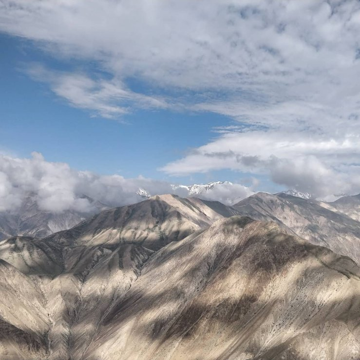 The Himalayan range , Kinnaur