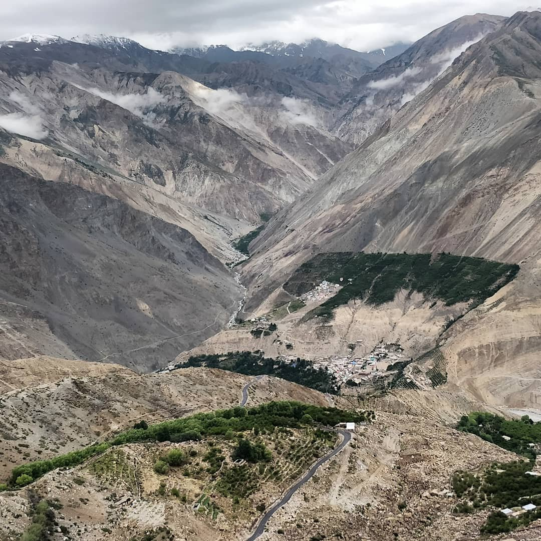 Tabo Kinnaur , Himachal Pradesh