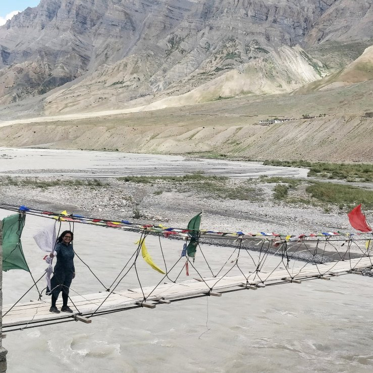 Pin Valley , lahaul and spiti