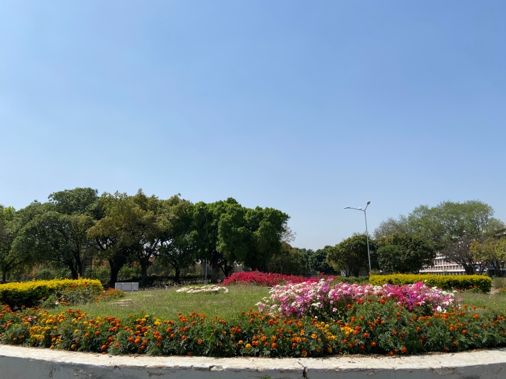 City beautiful Chandigarh